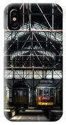 Streetcars I IPhone Case