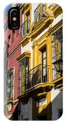 Streets Of Sevilla IPhone Case