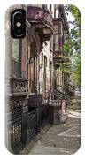 Streets Of Troy New York IPhone Case