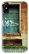 Strip District Doorway Number 1 IPhone Case