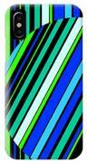 Striped Circle  C2014 IPhone Case