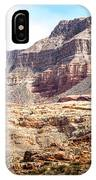 Striped Mountains IPhone Case
