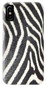 Stripes And Ripples IPhone Case