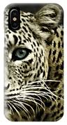 Strong Eyes IPhone Case