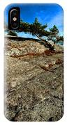 Strong Tree IPhone Case
