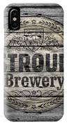 Stroud Brewing IPhone Case