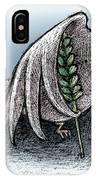 Struggling Peace IPhone Case