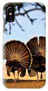 Strutten Their Stuff IPhone Case