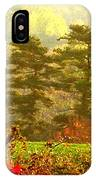 Stunning - Looks Like A Painting - Autumn Landscape  IPhone Case