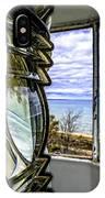 Sturgeon Point Lighthouse IPhone Case