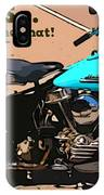 Sturgis Motorcycle Rally IPhone Case