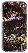 Styled Environment-the Modern Trendy Cheetah IPhone Case