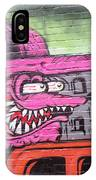 Subterfusion 24 IPhone Case