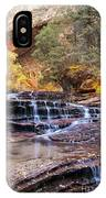 Subway Trail IPhone Case