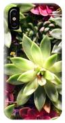 Succulent Beauties IPhone Case