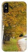 Sugar Mill Vermont IPhone Case