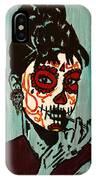 Sugar Skull Audrey IPhone Case