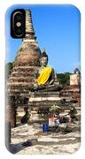 Sukhothai Historical Park IPhone Case