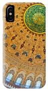 Suleiman Mosque Interior 08 IPhone Case