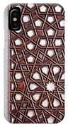 Sultan Ahmet Mausoleum Door 01 IPhone Case