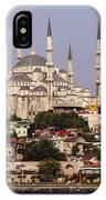 Sultan Ahmet Camii IPhone Case