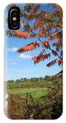 Sumac Fence IPhone Case