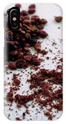 Sumac Spices IPhone Case