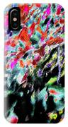 Summer Abstract IPhone Case