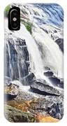 Summer At The Falls IPhone Case