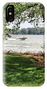 Summer At The Lake IPhone Case