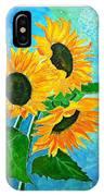 Summer Bloom IPhone Case