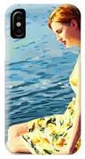 Summer Eve IPhone Case