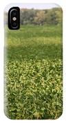 Summer Farm Field IPhone Case
