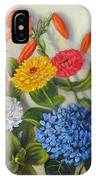 Summer Flowers IPhone Case