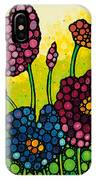 Summer Garden 2 IPhone Case