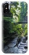 Summer Gorge IPhone Case