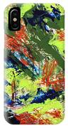 Summer Hiking Trail 1  IPhone Case