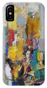 Summer In Japan Town IPhone Case