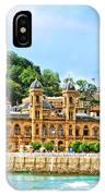 Summer In St Sebastian IPhone Case
