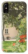 Summer In The Park IPhone Case