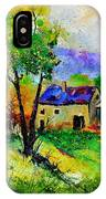 Summer Landscape 316062 IPhone Case