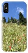 Summer Mountain Landscape IPhone Case