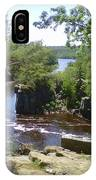 Summer On The St. Croix River IPhone Case