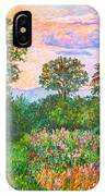 Summer Path At Rock Castle Gorge IPhone Case