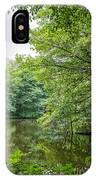 Summer Pool Cannock Chase IPhone Case