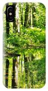 Summer Reflections IPhone Case