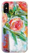 Summer Roses IPhone Case
