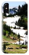 Summer Snow IPhone Case