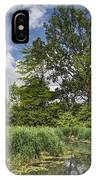 Summer Time At Moraine View State Park IPhone Case