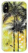 Summer Time In The Tropics By Madart IPhone Case